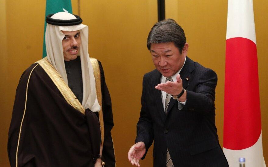 Saudo Arabija perėmė iš Japonijos pirmininkavimą G-20
