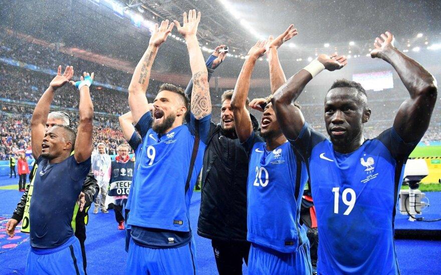 Euro 2016 čempionate – jau antras išankstinis finalas