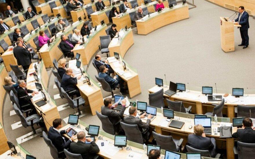 Kaip Lietuvos partijos atrodo Europos fone?