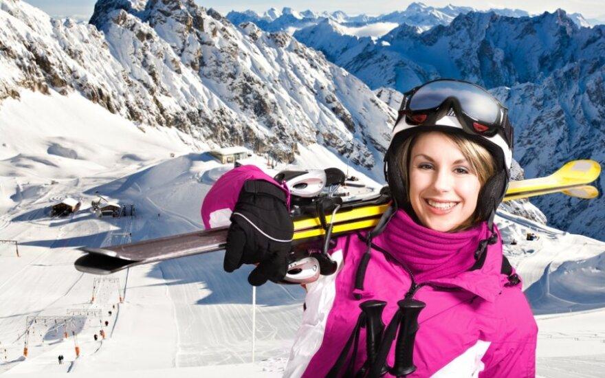 10 geriausių slidinėjimo kurortų sąrašas