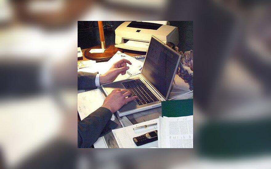 """""""PowerBook G4"""" nešiojamasis kompiuteris"""