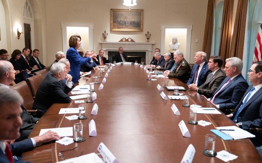 Donaldo Trumpo susitikimas su Kongreso nariais