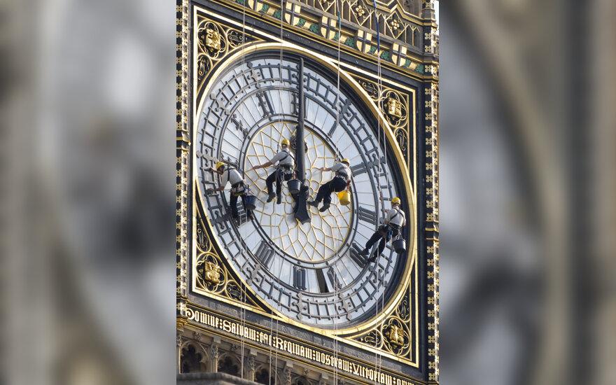 Big Benas, Londonas, D.Britanija, Anglija