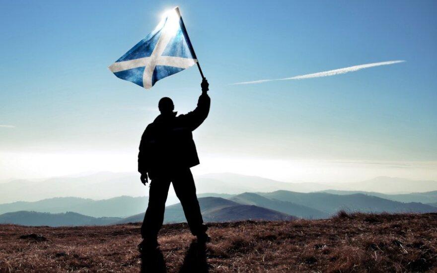 Naujas referendumas dėl Škotijos nepriklausomybės gali būti surengtas 2018 metų rudenį