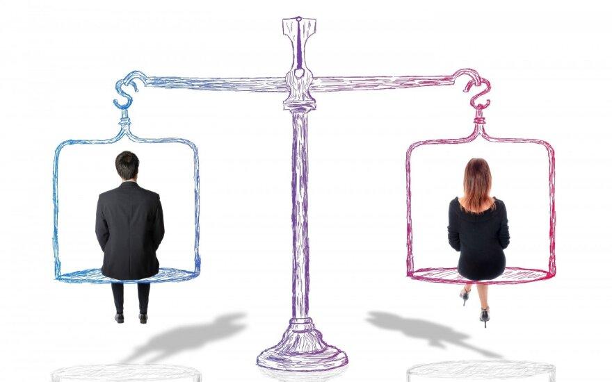 Tyrimas: lyčių lygybė skatina didesnę sėkmę