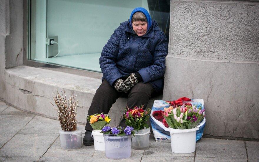 Pavasaris neskubės: bus gerokai šalčiau nei įprasta tokiu metu
