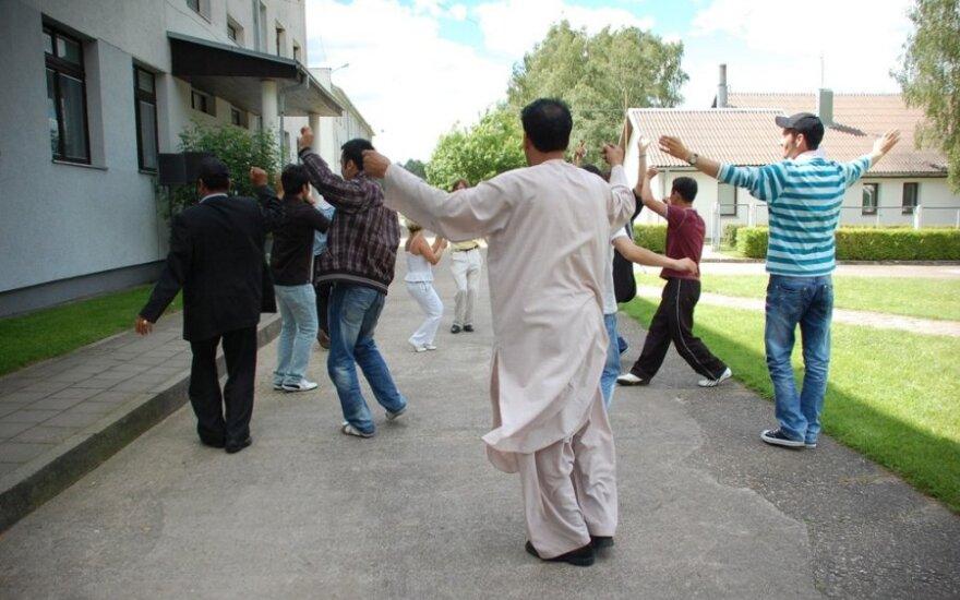 Pabėgėlių priėmimo centras Rukloje