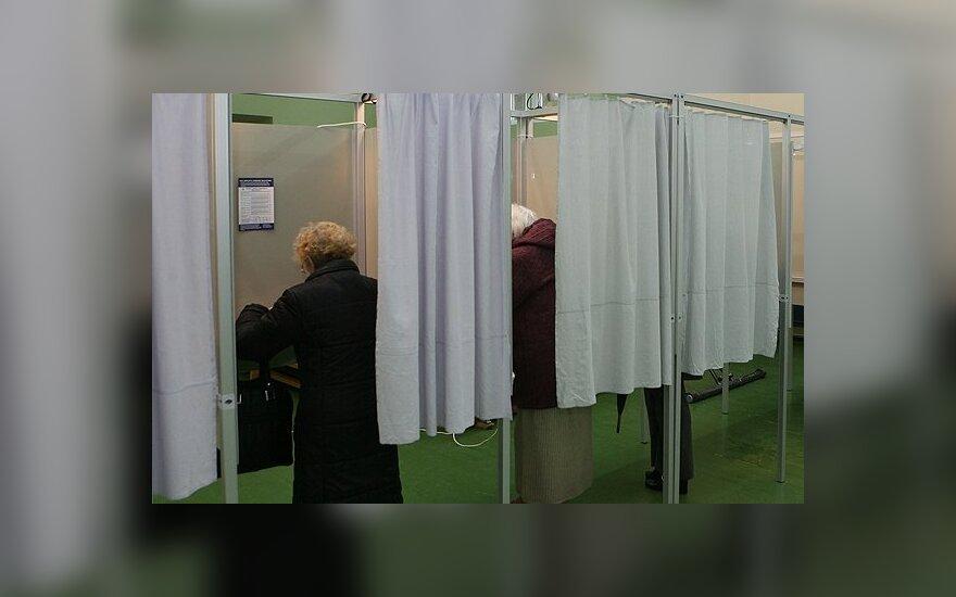 Rinkimų kodekso koncepcija: be perleidžiamo balso sistemos, be internetinio balsavimo