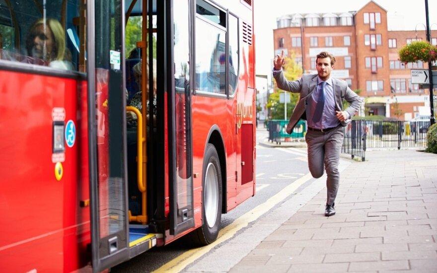 Ką daryti, jei vėluojate į darbo pokalbį