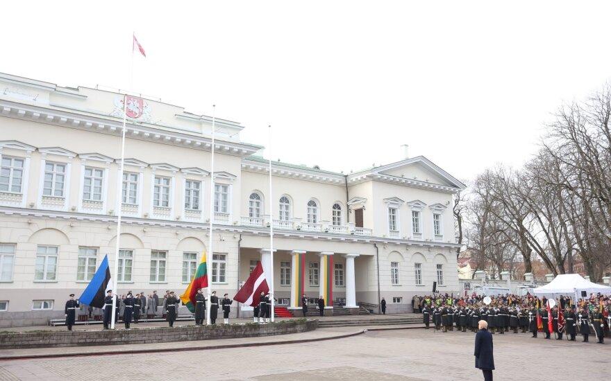 Nausėdos komandai išskirtos patalpos Prezidentūroje