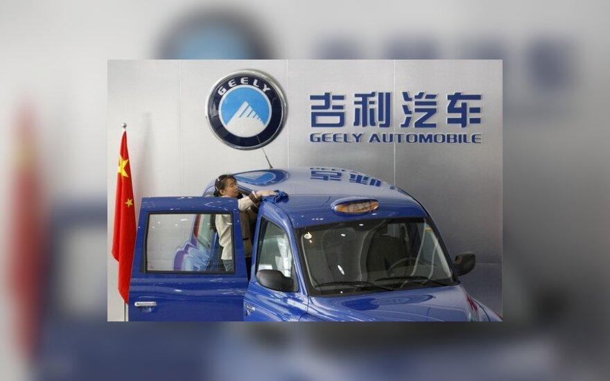 """Kinai """"Volvo"""" gaivinimui skirs 900 mln. JAV dolerių"""