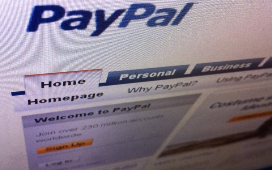 """PayPal"""