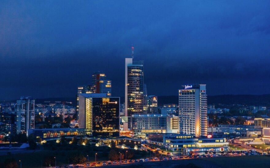 Vilniaus biurų rinkos vakansija netrukus pasieks Europos vidurkį – ko tikėtis ateinančiais metais?