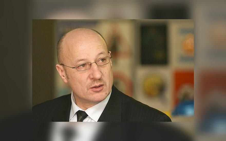 V.Račkauskas: tai nusikaltėlių provokacija prieš mane ir kriminalinę policiją