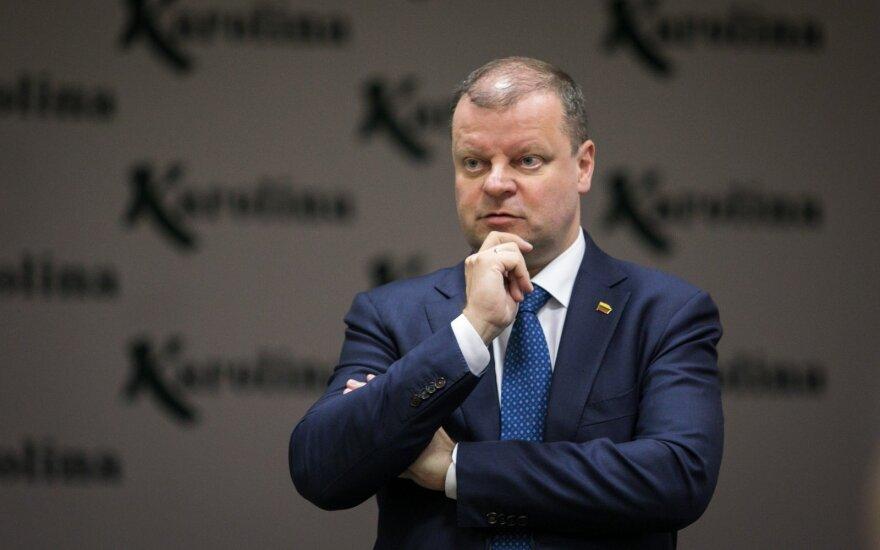 Skvernelis: Baltarusijos inicijuojamas energetikos ministrų susitikimas įvyks