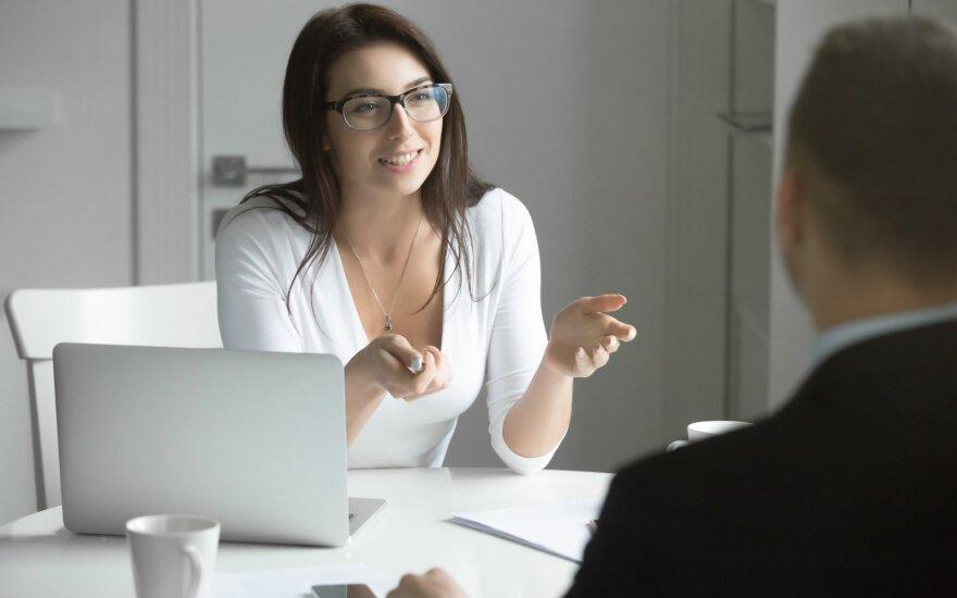 Klausimai, kuriuos būtina paklausti pokalbio dėl darbo metu: suprasite, kaip įmonėje elgiamasi su darbuotojais