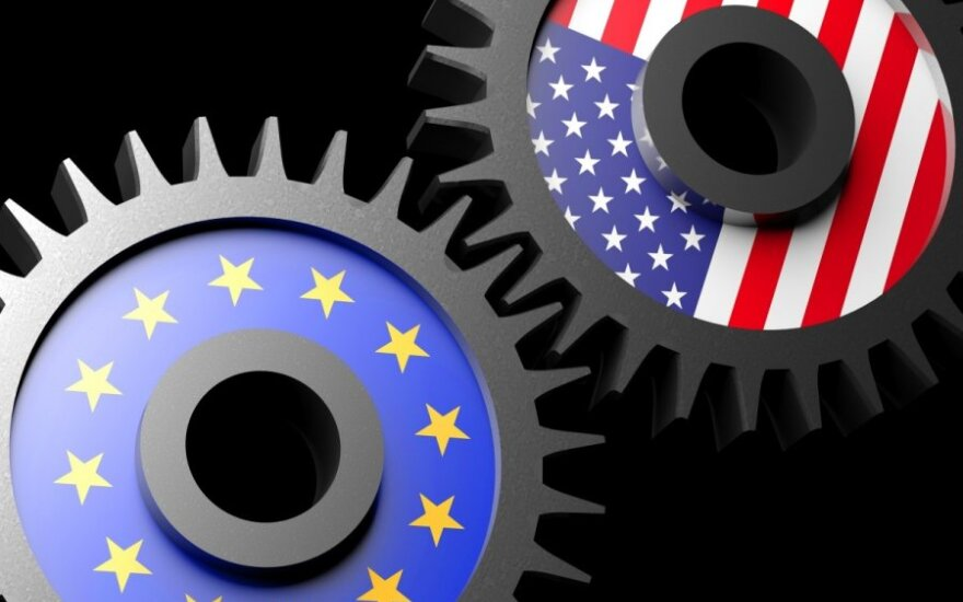 Trapūs JAV ir ES santykiai