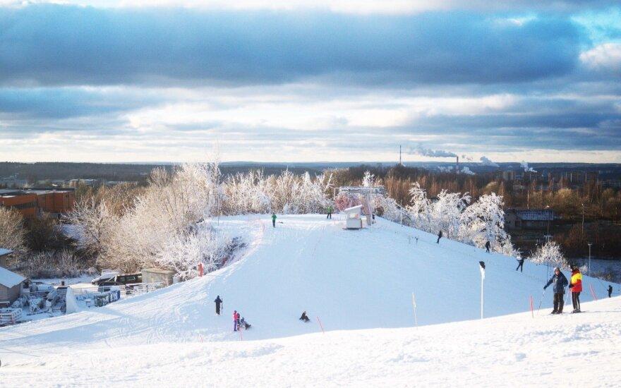 Žiema Liepkalnyje