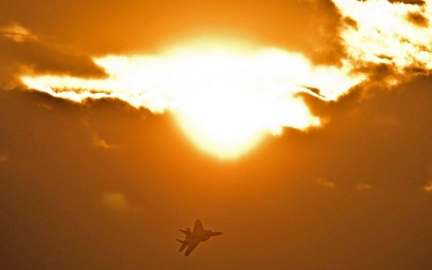 Izraelio F-15 naikintuvas