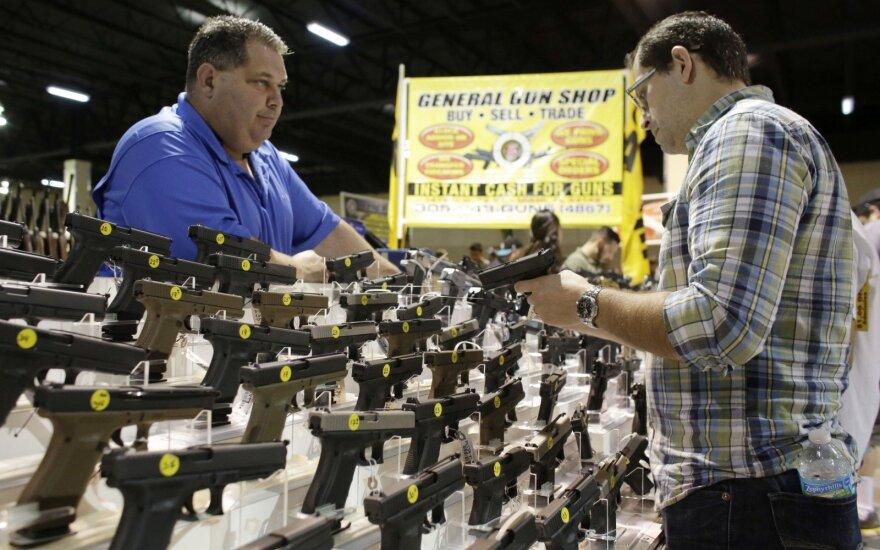 Glock pistoletai