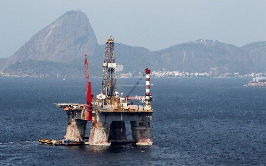 Naftos kainas didino geopolitinė įtampa