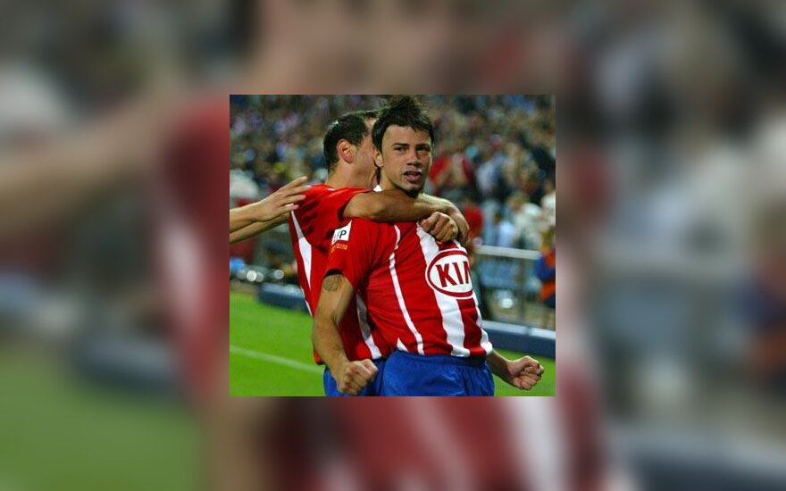 "Mateja Kežman (Madrido ""Athletico"")"