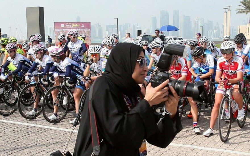 """Tour of Qatar"" lenktynės"