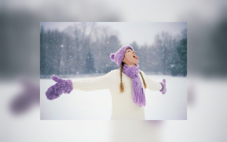 Iš Arkties į Lietuvą atslenka šaltis – gali šalti iki -23