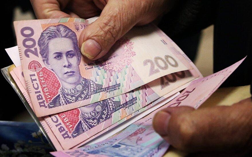 Ukrainos parlamentas pritarė Nacionalinio banko vadovo atsistatydinimui