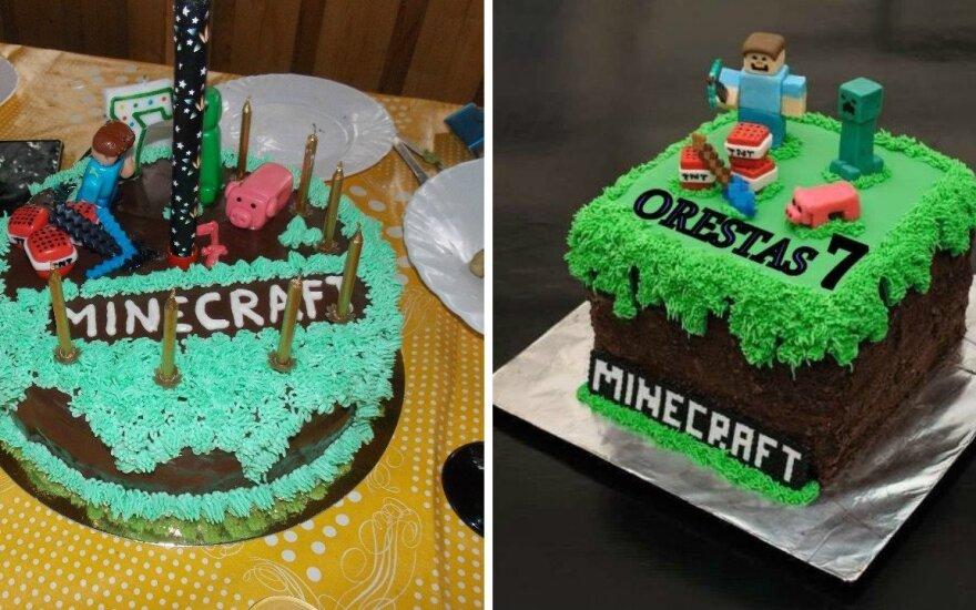 Gautas tortas nuvylė: norėjo ne tokio