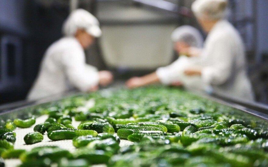 Kas turėtų nustatyti aliejaus buteliukų dydį ar agurkų formą?