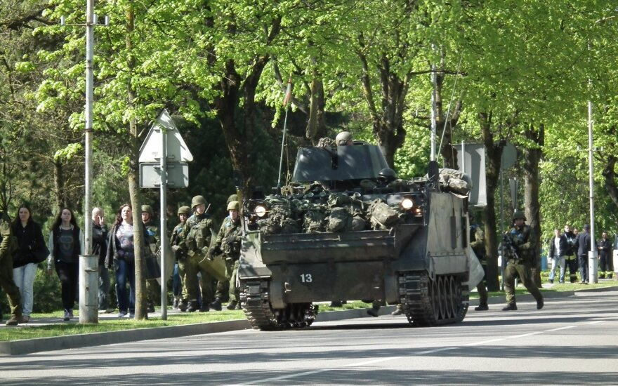 Lithuania's largest national military exercise in 2016 has begun