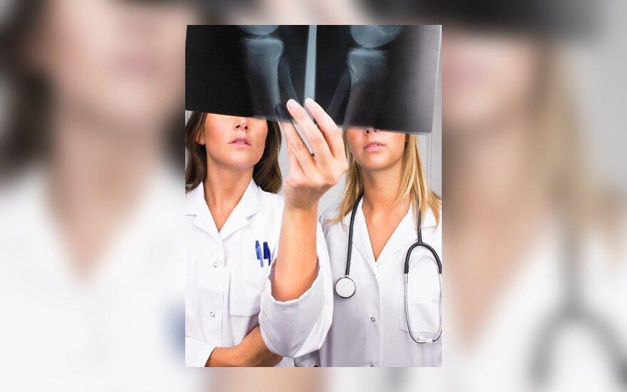 Siūloma įteisinti laisvadienį profilaktiniam sveikatos tikrinimui