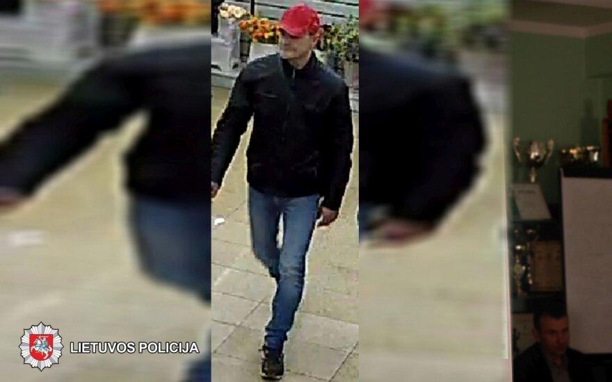 Panevėžio policija nori išsiaiškinti, kam kovo 8-ąją vyras pavogė moterišką striukę