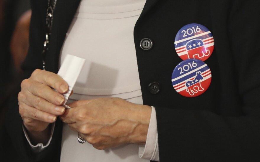 Trumpo advokatas: tyrimas dėl Rusijos kišimosi į JAV rinkimus gali būti baigtas iki rugsėjo