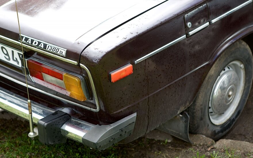 Lada sales collapse in Lithuania in 2015