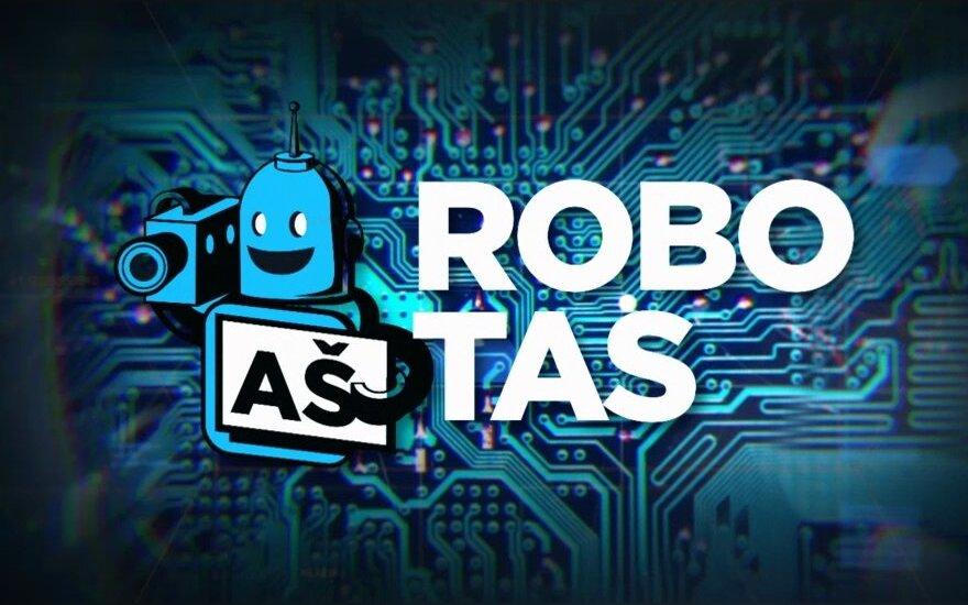 """""""Aš robotas"""""""