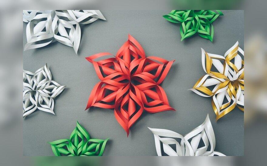 3D snaigė
