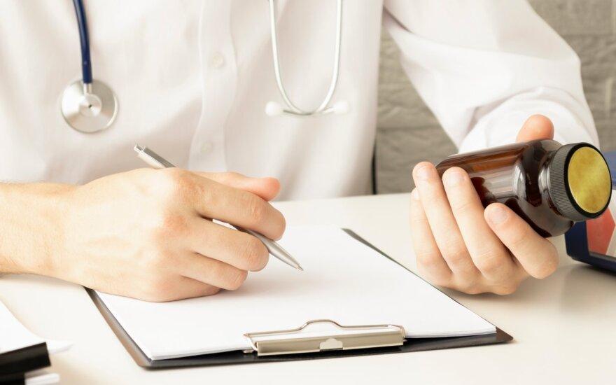 Įsigalioja nauja hipertenzinių ligų gydymo kompensuojamaisiais vaistais tvarka