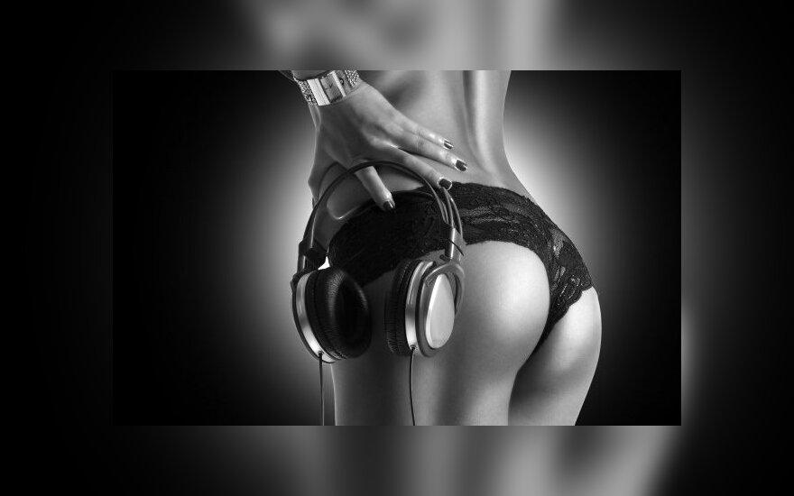 15 geriausių dainų jūsų sekso grojaraščiui