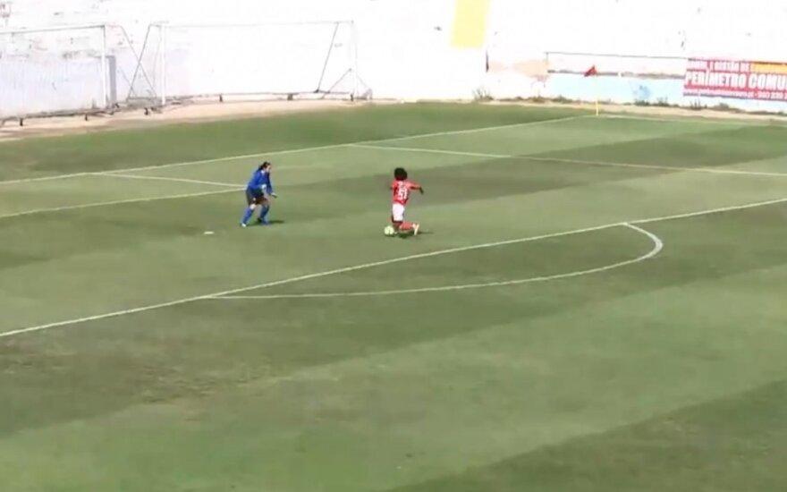 Moterų futbolas Portugalijoje