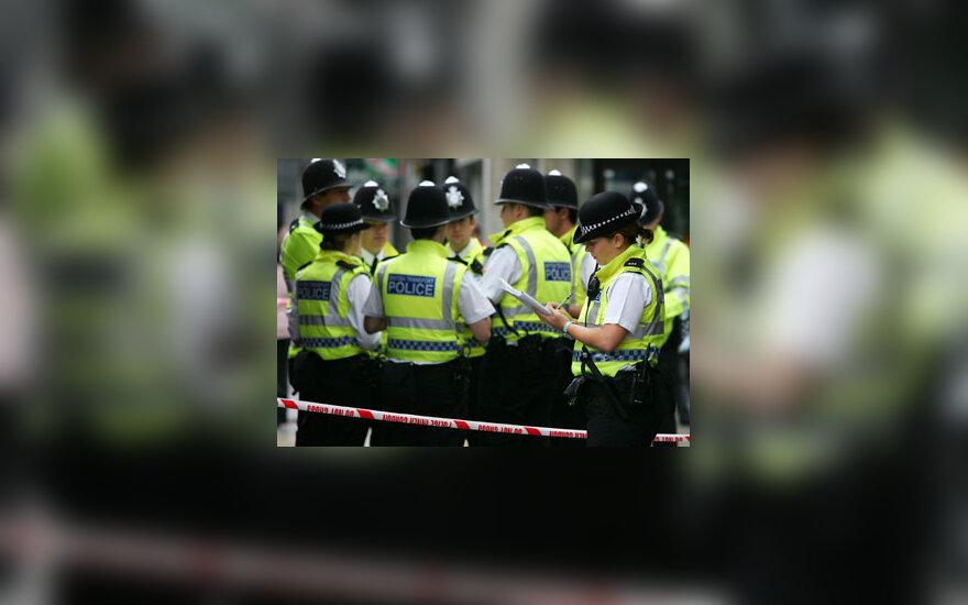 Liepos 22 d. Londone vėl kilo teroro grėsmė