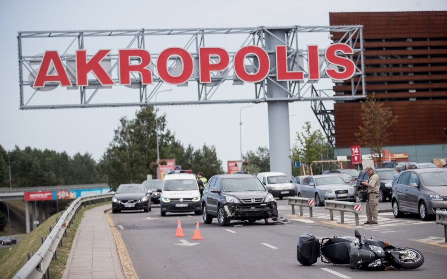 The Supreme Court: Marcinkevičius tried sabotaging Akropolis shopping centres deal