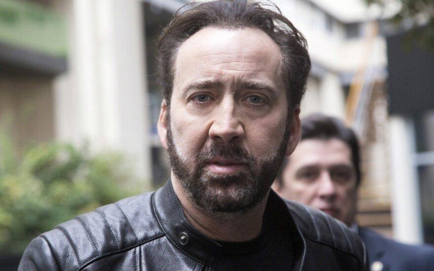 Nicolas Cage'as