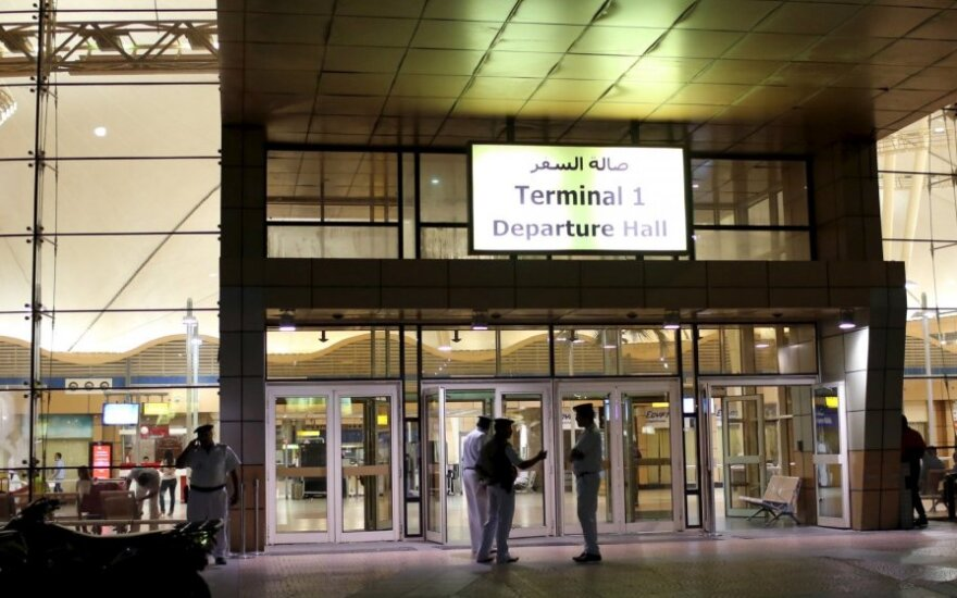 Last Lithuanian tourists to fly back from Sharm el-Sheikh on Wednesday