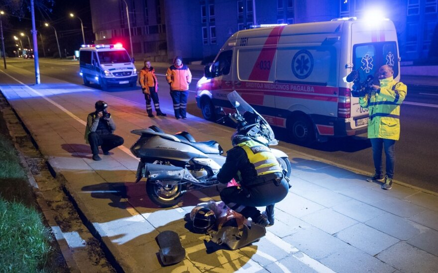 Policija perspėja apie pavojingą tendenciją keliuose