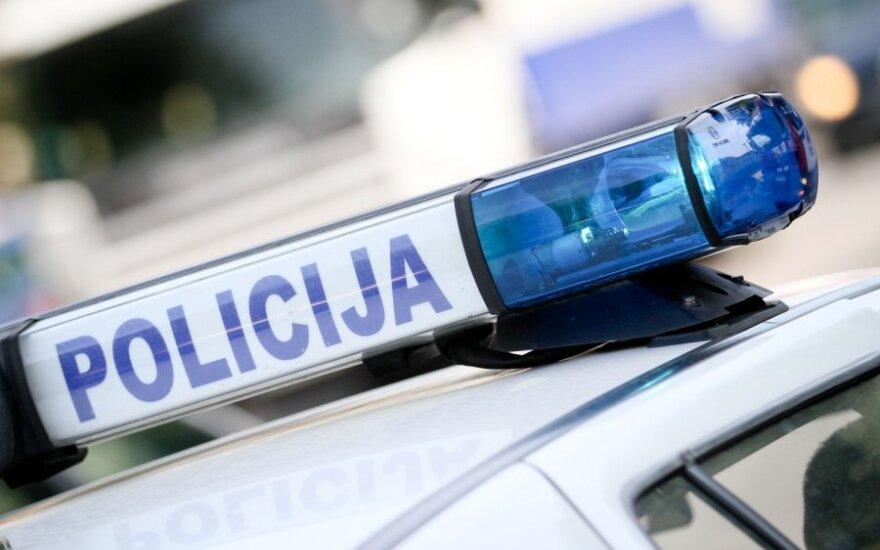 Plėšiką sučiupo praeiviai ir perdavė policijai