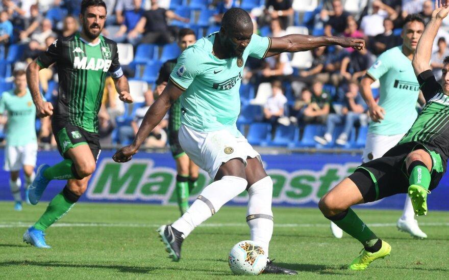 "Romelu Lukaku (Milano ""Inter"")"