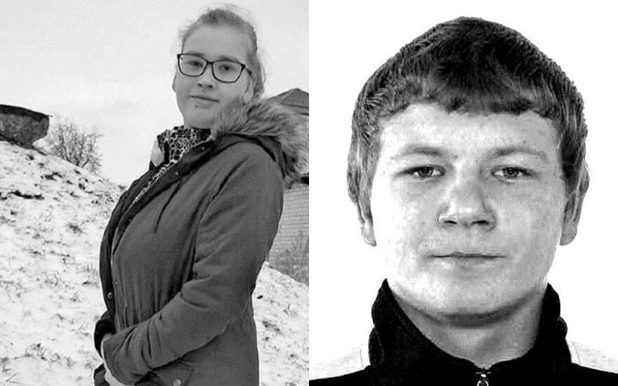 Paulina Gelžinytė, Vaidotas Milius