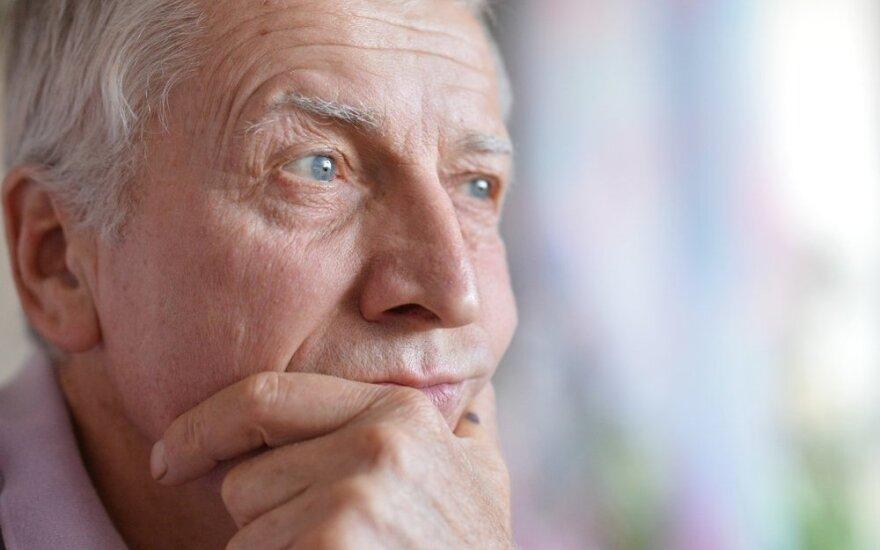 Senas – tai turi užsidaryti namuose?